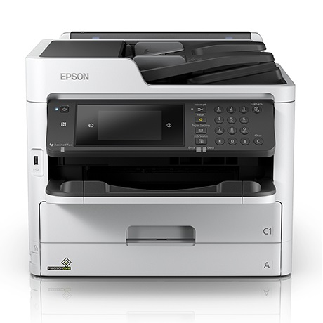 C11CG02301 EPSON                                                        | IMPRESORA MULTIFUNCIÓN EPSON WORKFORCE PRO C5790 COLOR RED WIFI DUPLEX ADF