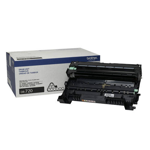 DR720 BROTHER                                                      | CILINDRO BROTHER DR720 P -LASER HL5400-6100 (30000 PAG)
